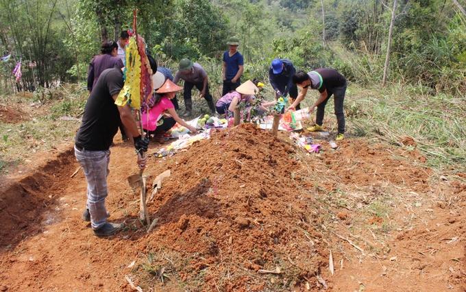Tết thanh minh của người Nùng tại Lạng Sơn